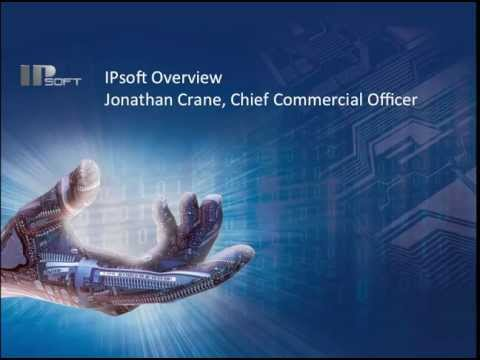 IPSoft Overview - Autonomic IT Management