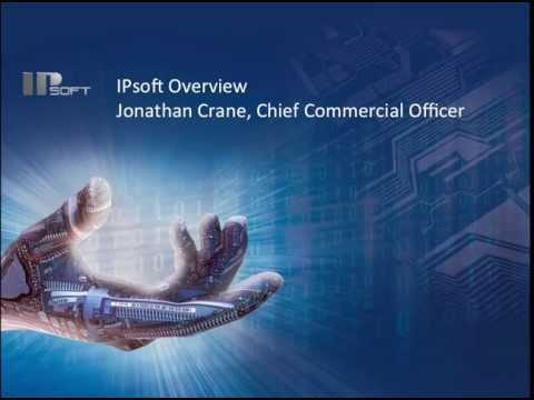 IPSoft Overview - Autonomic IT Management