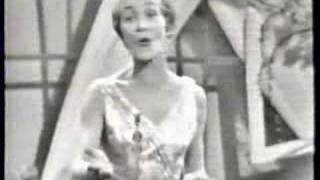 Luxembourg 1958: Solange Berry - Un Grand Amour
