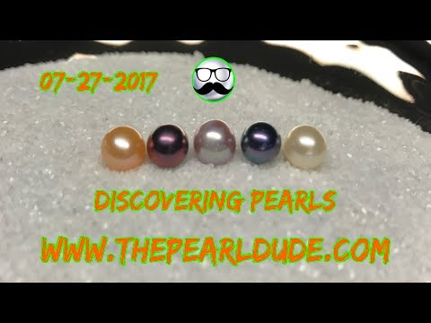 Discovering Pearls