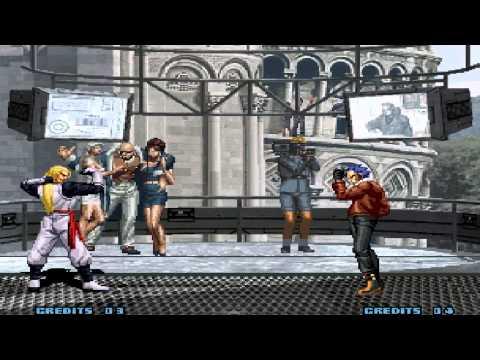 Kof 2002 3rd Strike (Gameplay)