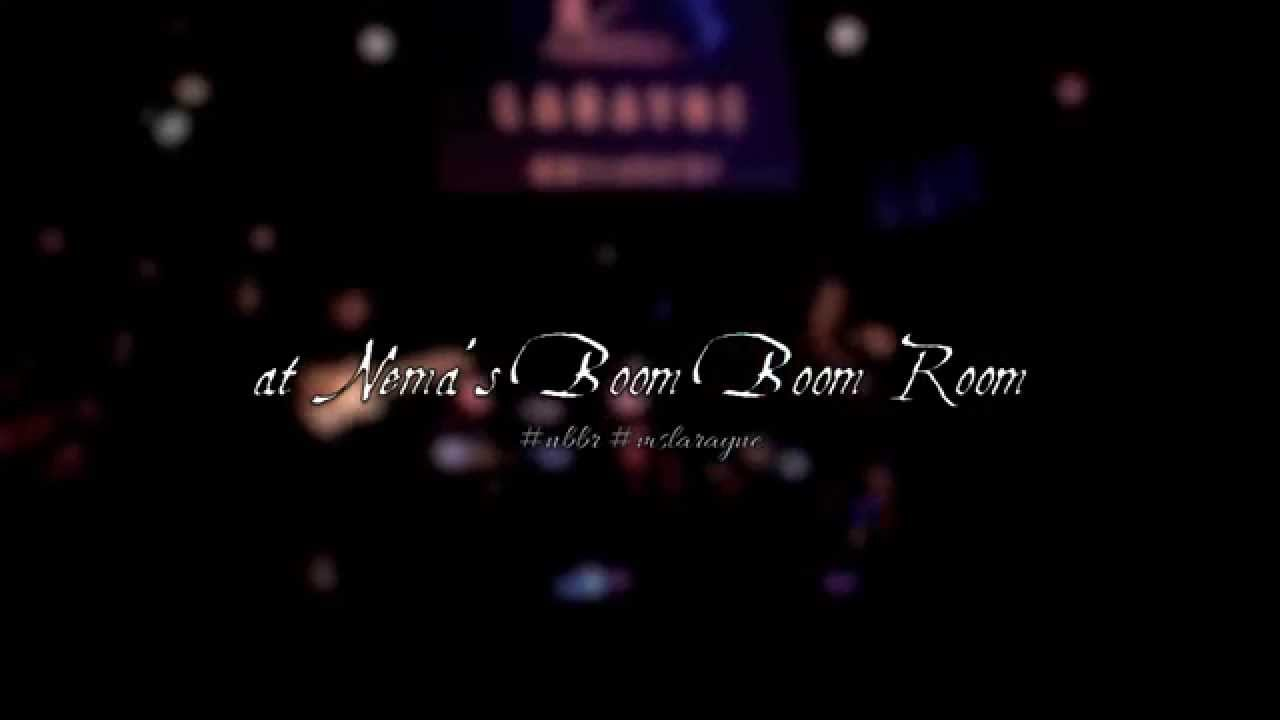 Larayne at Nema's Boom Boom Room