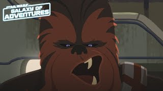 "Star Wars Galaxy of Adventures - 111 - ""Fate vincere il Wookie!"""