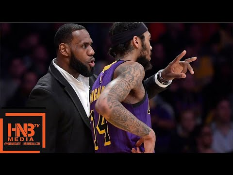 Los Angeles Lakers vs New York Knicks Full Game Highlights | 01/04/2019 NBA Season