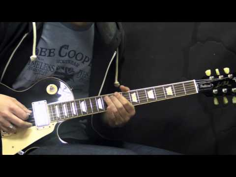 Gary Moore - Stop Messin' Around (Part1) - Blues Guitar Lesson (w/Tabs)