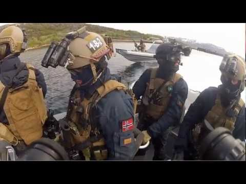 How to join the norwegian navy special forces MJK [extended]
