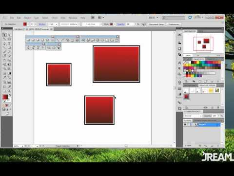 Adobe Illustrator CS5 Tutorial 37 | Appearances & Graphic Styles