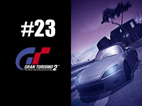 Let's Play Gran Turismo 2 #23 - Story Diversions