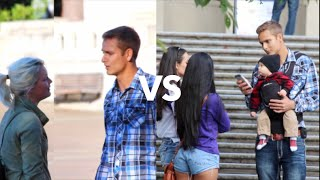 Picking Up Girls: Baby vs No Baby
