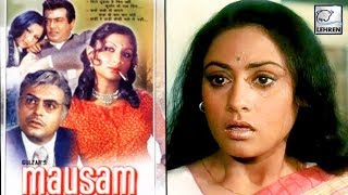 sanjeev kumar didnt allow jaya bhaduri to act in mausam movie