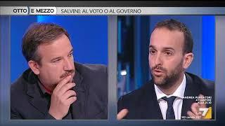 Otto e mezzo - Salvini: al voto o al governo (Puntata 30/04/2018)