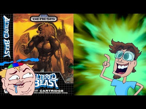 Peter Reviews: Altered Beast