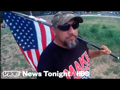 The Hard-Right Rockstars & Social Media Police: VICE News Tonight Full Episode (HBO)