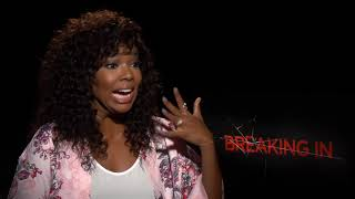 Breaking In (2018) | Gabrielle Union talks about her experience making the movie [HD]