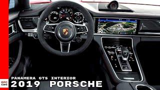 2019 Porsche Panamera GTS Interior