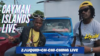 Zj Liquid And Chi chi Ching Live in Cayman Islands Before Covid-19