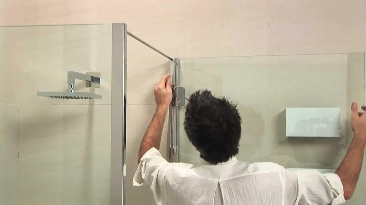 Cabina doccia Bithia  Montaggio Guarnizioni Box doccia