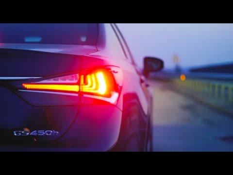Новый Lexus GS 450h 2017
