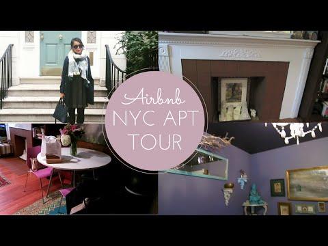 NYC APT AIRBNB TOUR