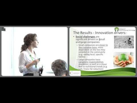 Gap Analysis on Innovation Practices -- Ontario - Mihaela Simion, IFPT