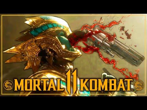 MORTAL KOMBAT 11 - KOTAL KAHN (MODO HISTORIA) #2