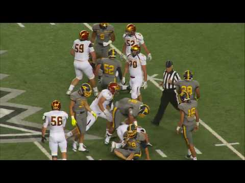 2017-2018 Boys Football: Punahou vs Torrey Pines (August 25, 2017)