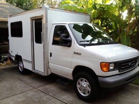 Jordan Box Truck Camper Conversion 2015 Doovi