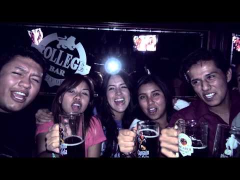 COLLEGE BAR SEXTO ANIVERSARIO