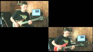 Audience of One- Rise Against- Guitar Cover