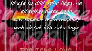 Khuda ko dikh raha hoga full song lyrics   YouTube