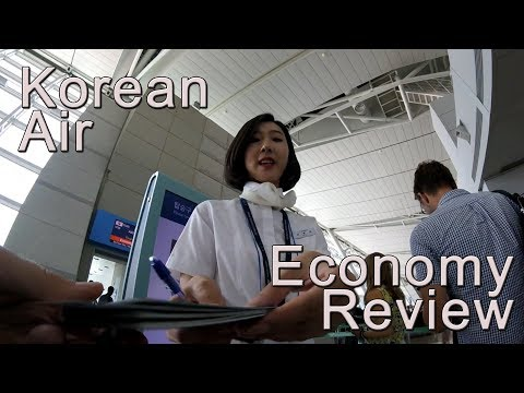 Korean Air - Best Airline Ever?