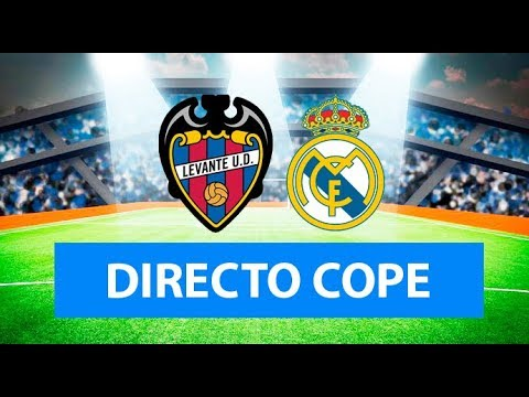 LEVANTE vs REAL MADRID EN VIVO | RADIO CADENA COPE (Oficial)