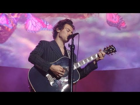 Harry Styles - Sign Of The Times - Live on Tour Dublin, 16th April 2018