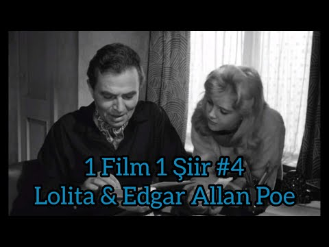 1 Movie 1 Poem vol.4: Lolita Stanley Kubrick  Ulalume Edgar Allan Poe