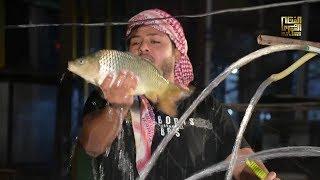 الثروه السمكيه اصبحت في خطر في العراق شاهد سبب موت السمك علاوي  يبيع سمك   #انتاج_فريق_الفن_السومري
