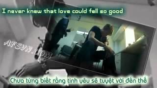 [Vietsub] I Lay My Love On You - Westlife lyrics