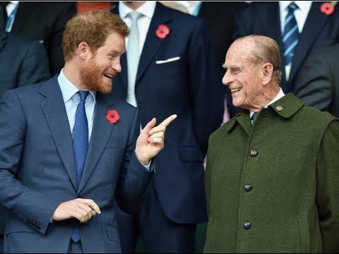 Дедушка Их Высочеств: последнее интервью принца Филиппа
