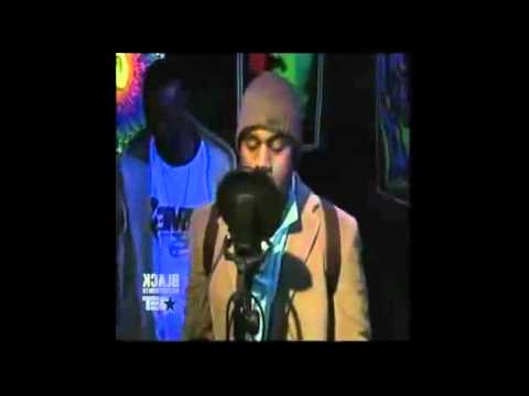 Kanye West Rap City Freestyle