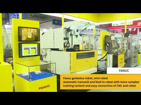 Shenzhen International Machine Tool Exhibition - SIMM 2018