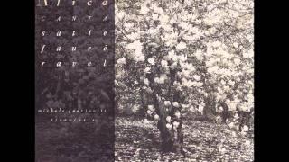 Baixar Alice - Mélodie Passagère: Alice canta Satie, Fauré e Ravel (1988) - 15 Kaddish