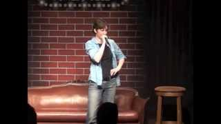 Katherine Robinson's Stand-Up at Flapper's Comedy Club