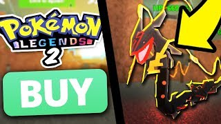*NEW* Pokemon Legends 2 in Roblox!