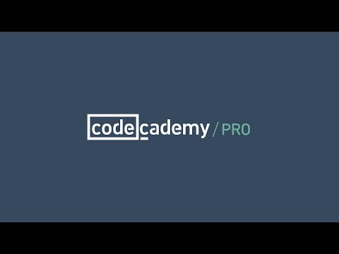 Introducing Codecademy Pro