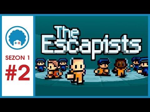 iGRAmy z The Escapists | Dzień #2 - Aklimatyzacja