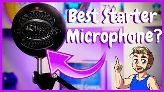 Best Budget Mic For Streaming 2019? Blue Snowball iCE Review!
