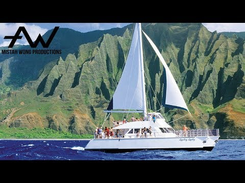 Capt. Andy's Na Pali Sunset Dinner Cruise