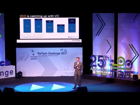 FinTech Challenge 2017 : INITIAL COIN OFFERINGS (ICOs)