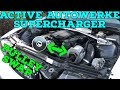 E46 330ci supercharged, How to replace an active autowerke/rotrex pulley