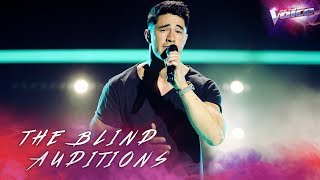 Blind Audition: Brock Ashby sings Use Somebody   The Voice Australia 2018
