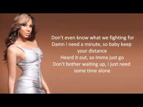 Tamar Braxton - All The Way Home [Lyric Video]